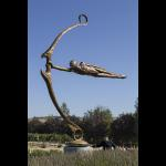 """Mega Focus"" Bronze Original 25 foot x25 foot Located at  Sculpterra Winery & Sculpture Garden"